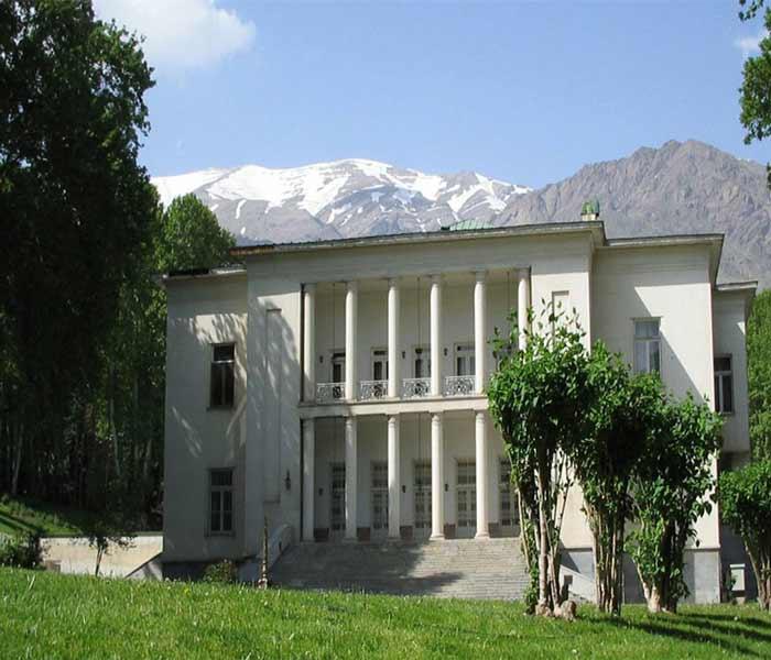 Saadabad palace -Saadabad complex