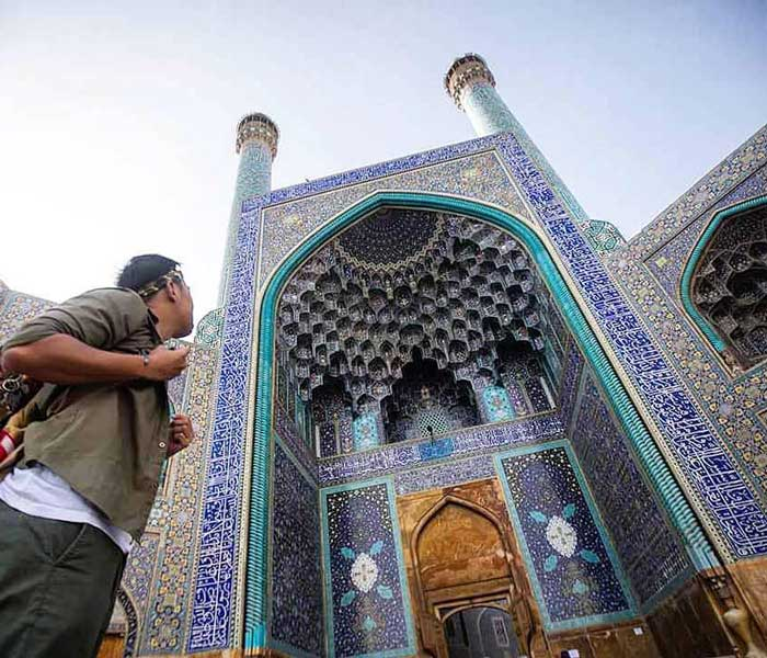 Escorted Tours of Iran