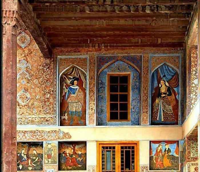 Chehel Sotoun Palace - chehel sotoun palace