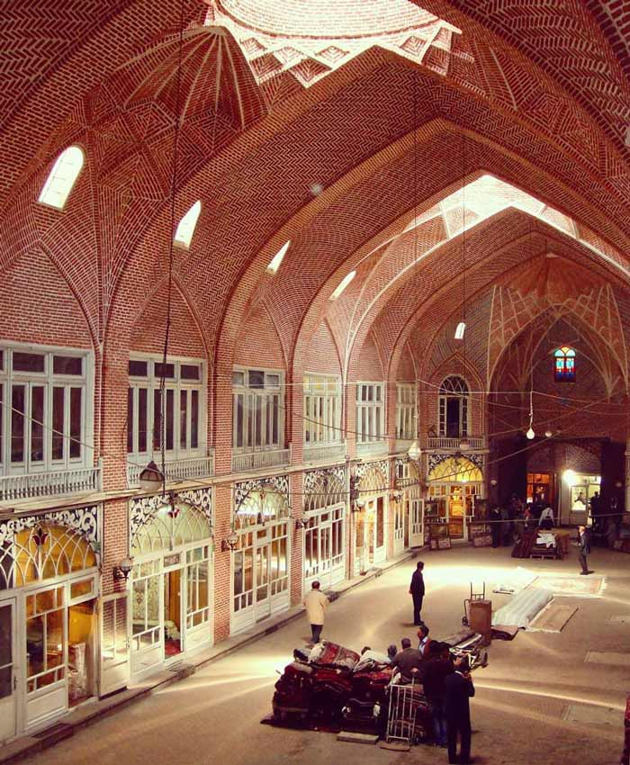 Best Entertainment In Iran - Tabriz Grand Bazaar