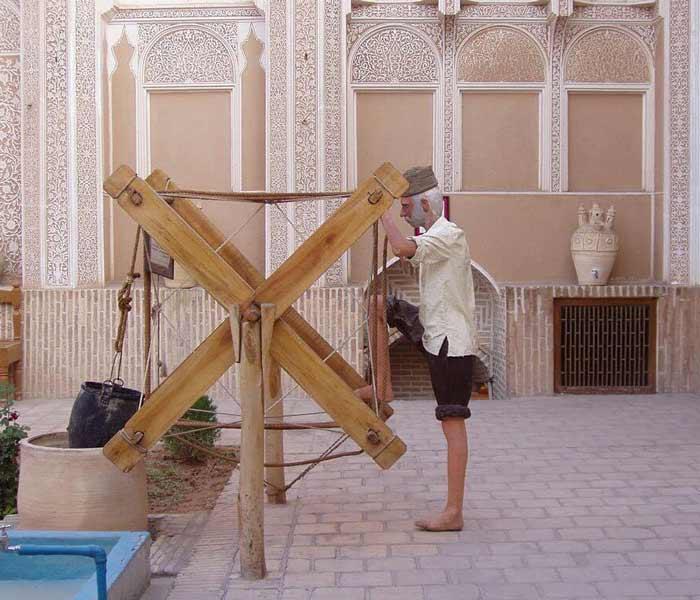 Amir Chakhmaq mosque - Teshtar.com
