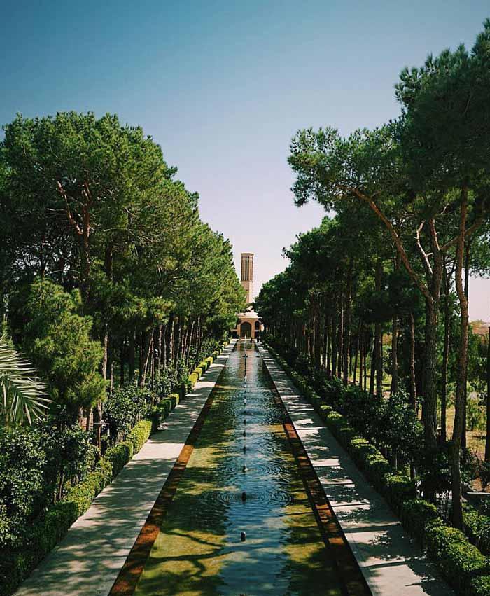 Dolat Abad Garden - Teshtar.com