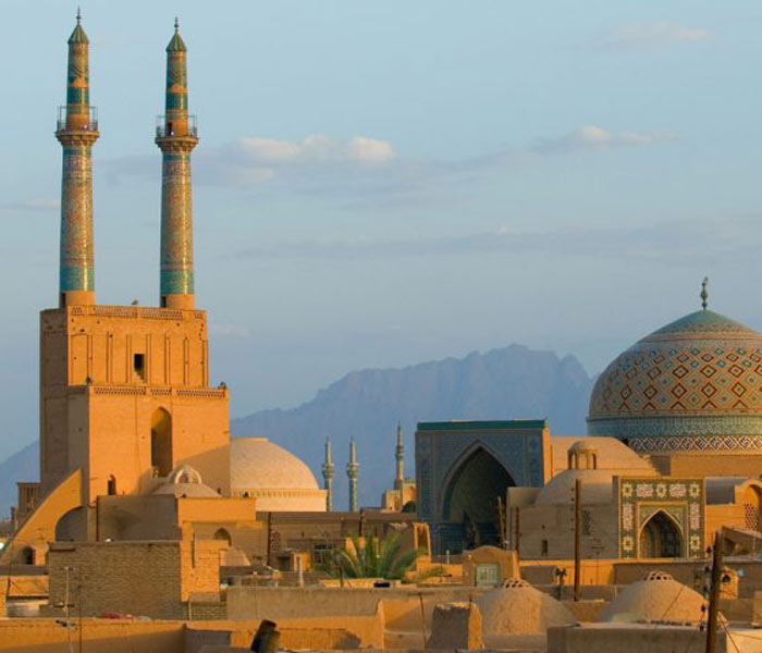 is iran safe for british tourists