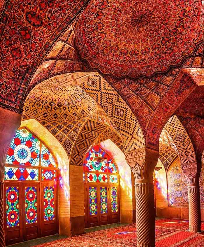 Iran Vacation Packages - Day 3 : Shiraz
