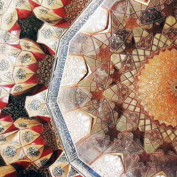 Ganjali Khan Mosque - Ganjali Khan Caravanserai - Teshtar.com