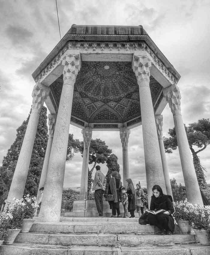 Tomb of Hafez - Hafez Tomb - Teshtar.com
