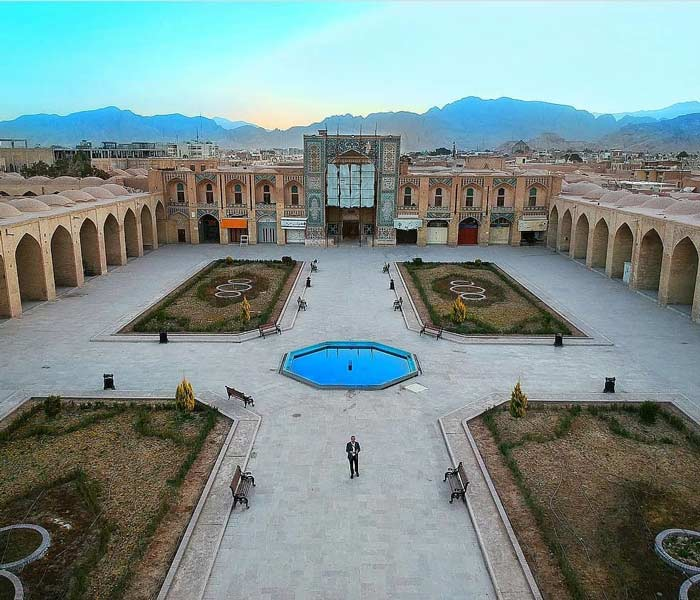 Kerman Bazaar - Tehstar.com