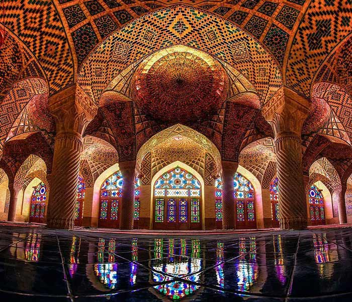Is Iran Expensive to Travel - Nasir al-Molk Mosque