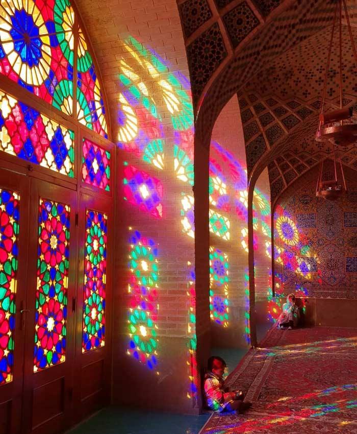 nasir ol-molk mosque - nasir al-mulk mosque - Teshtar.com