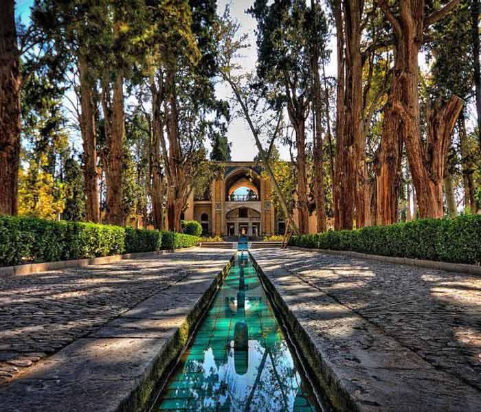 Persian Garden - Chahar Bagh - Fin Garden