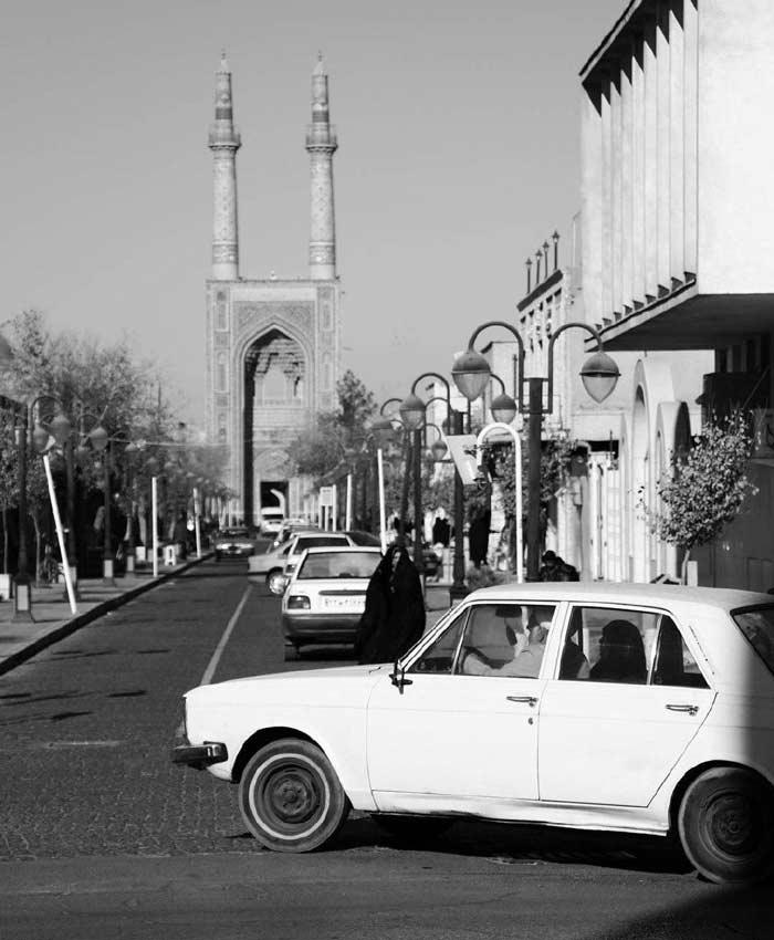 jame mosque of Yazd - Teshtar.com