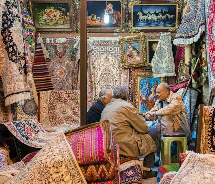Isfahan Handicraft - Isfahan Rug