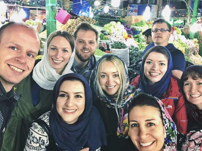 Is Iran Safe for American Tourists?
