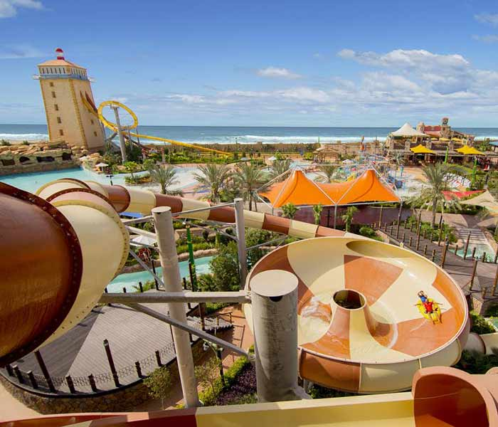 Best Entertainment In Iran - Kish Island Water park