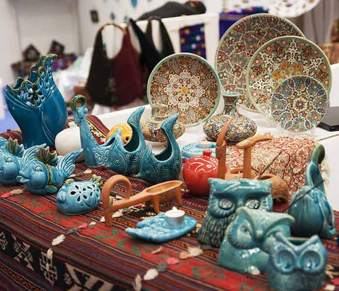 Iranian Handicrafts - Persian Handicrafts