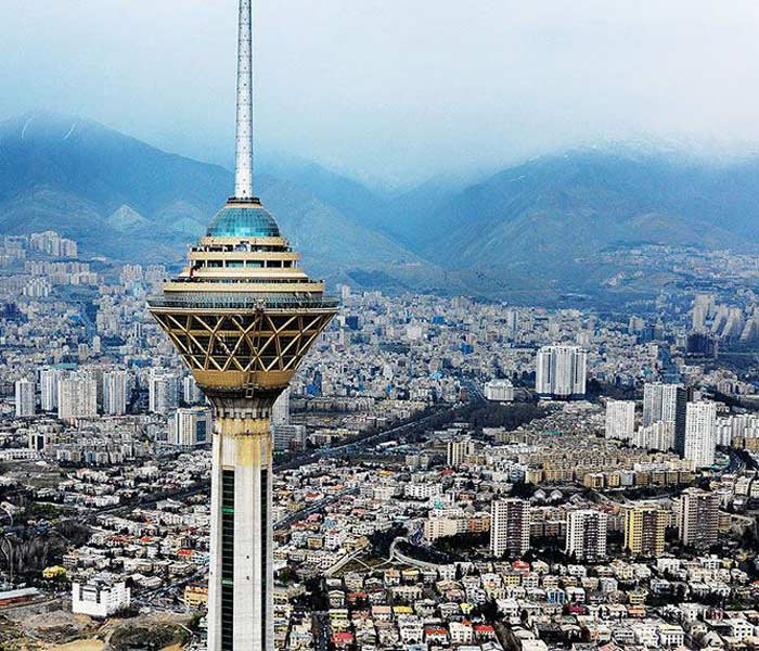 Milad Tower - Milad Tower height ranking - Milad tower Revolving Restaurant