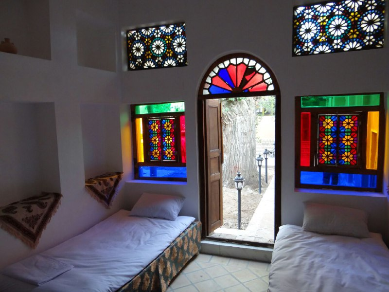 accommodation in Iran - Ecolodge
