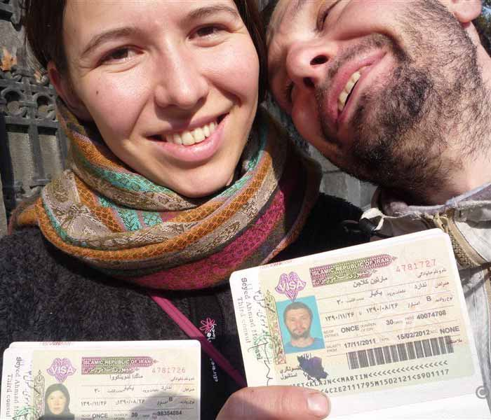 Iran Visa for Australian Citizens
