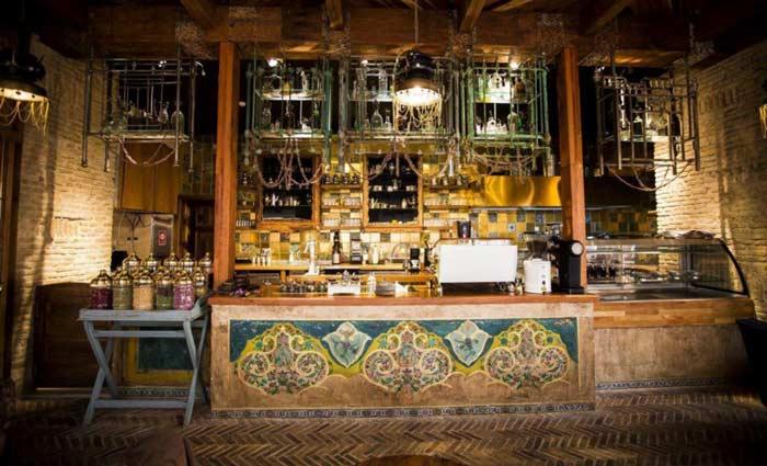 Coffee Shops in Tehran - best cafes in Tehran