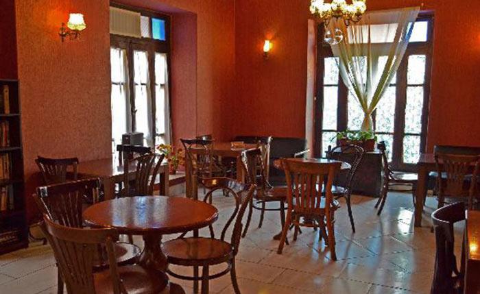 Tea House in Tehran - Romance Tea House