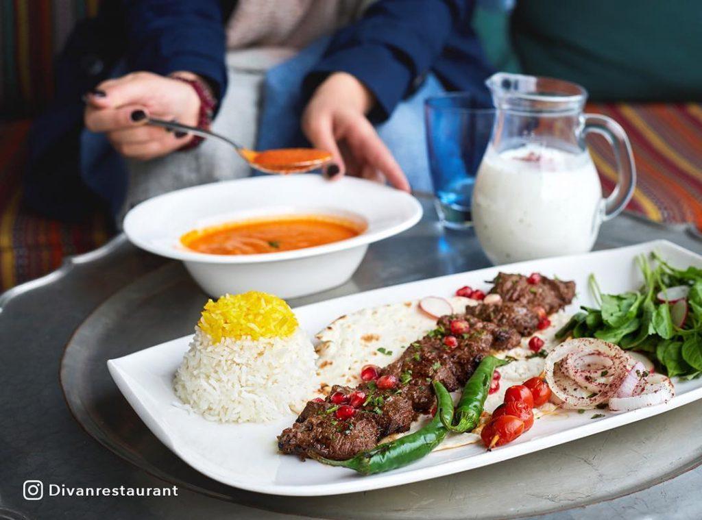 Divan Restaurant - Best Iranian Traditional Restaurants in Tehran