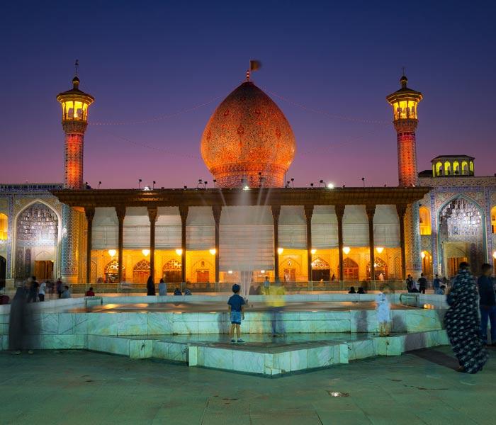 shah cheragh shiraz - shah cheragh mausoleum - shah cheragh history - shah cheragh architecture - shah cheragh shrine