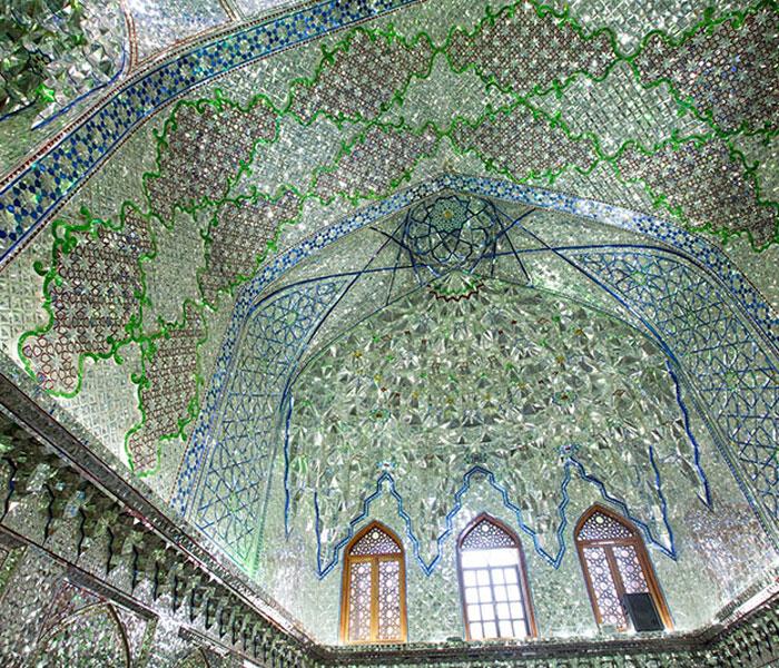 shah cheragh shiraz - shah cheragh mausoleum - shah cheragh shrine