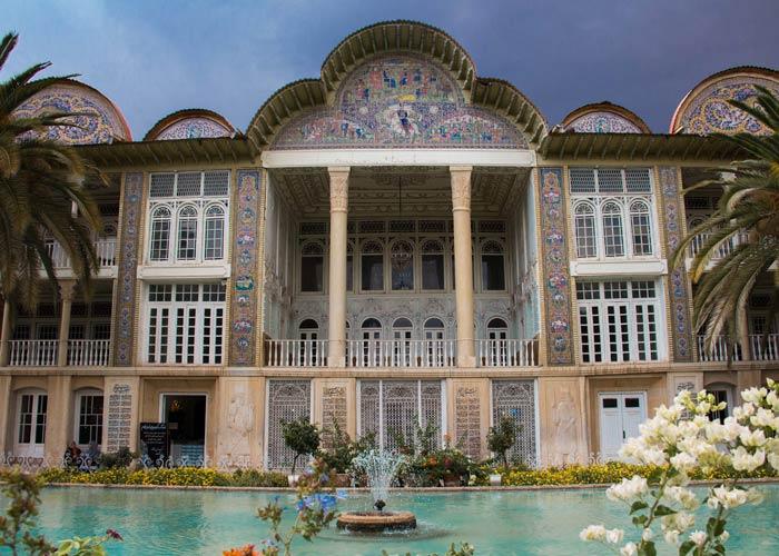 Bagh-e Narenjestan - Bagh-e Narenjestan Shiraz - Narenjestan Garden Shiraz - Narenjestan Shiraz - Qavam House - Narenjestan Garden - Qavam House Shiraz