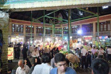 tajrish bazaar - tajrish bazaar teahouse - tajrish bazaar & emamzadeh saleh - tajrish mosque - tajrish bazaar tehran - tajrish bazaar opening hours