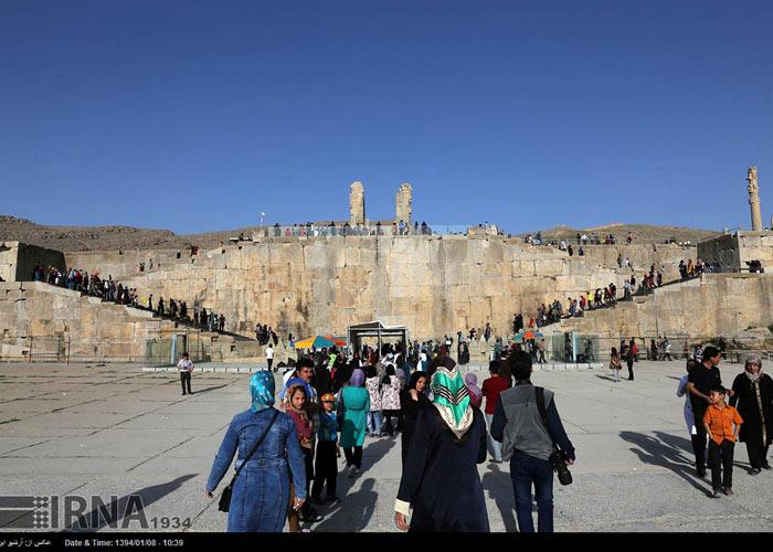 Traveling to Iran During Nowruz - Persepolis