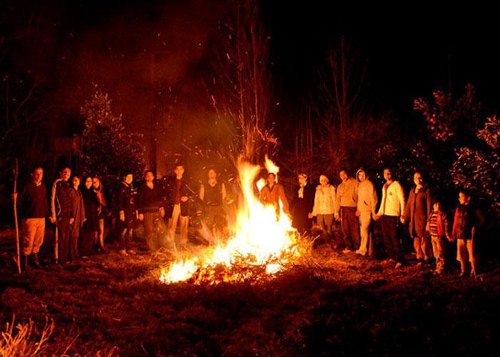 Iran Festivals - Chaharshanbe Suri