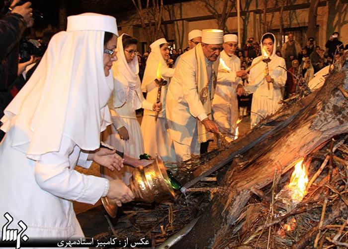 Iran Festivals - Sadeh Festival