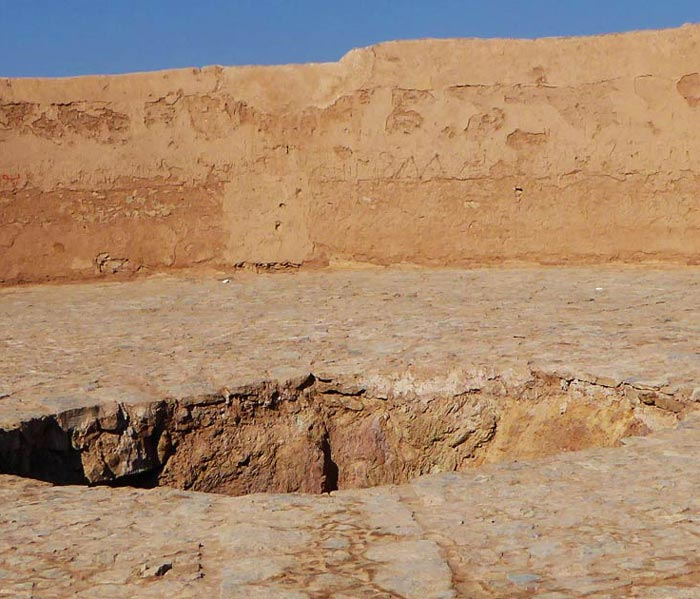 Zoroastrian Towers of Silence - Astodan