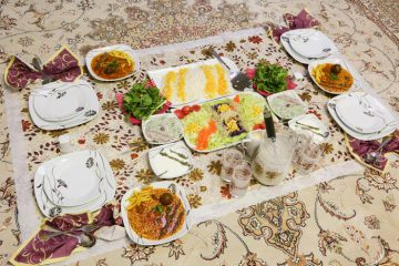 food in Iran - Iranian food
