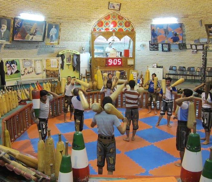 Zurkhaneh - zurkhaneh exercises - varzesh-e pahlavāni - zurkhaneh equipment Zurkhaneh Ritual
