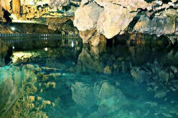 Dangerous Places in Iran - Ali Sadr Cave