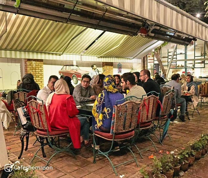 Travel to Iran During Ramadan - restaurants