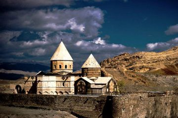UNESCO World Heritage Sites in Iran - Armenian monastic ensemble