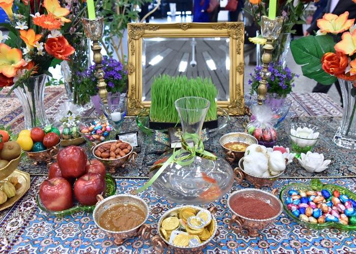 Iran Festivals - Nowruz Table