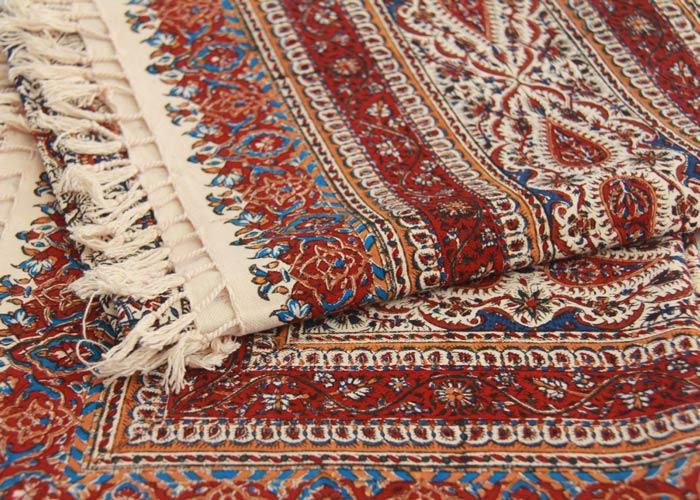 Isfahan Handicrafts - Ghalamkar Tablecloth