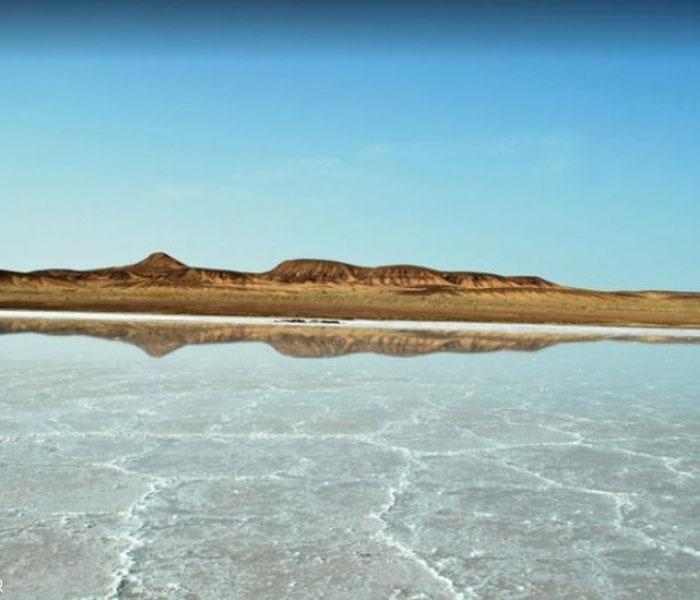 iran desert desert in iran - Maranjab desert
