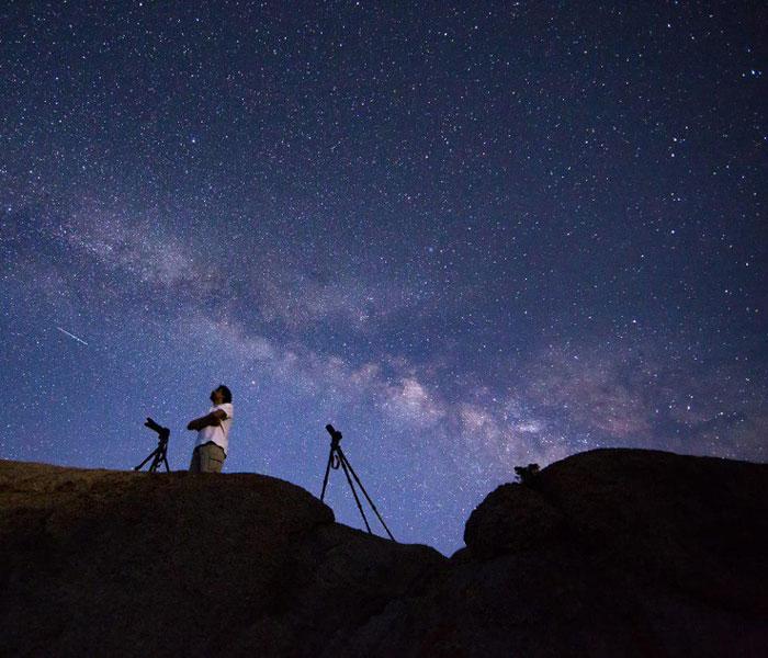 iran desert - desert in iran - night sky