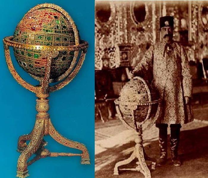 National Jewelry Museum of Iran - Globe of Jewels