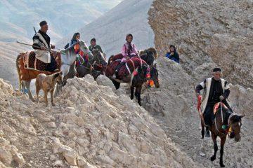 Iran Nomads - Iranian Nomads - Turkmen Nomads