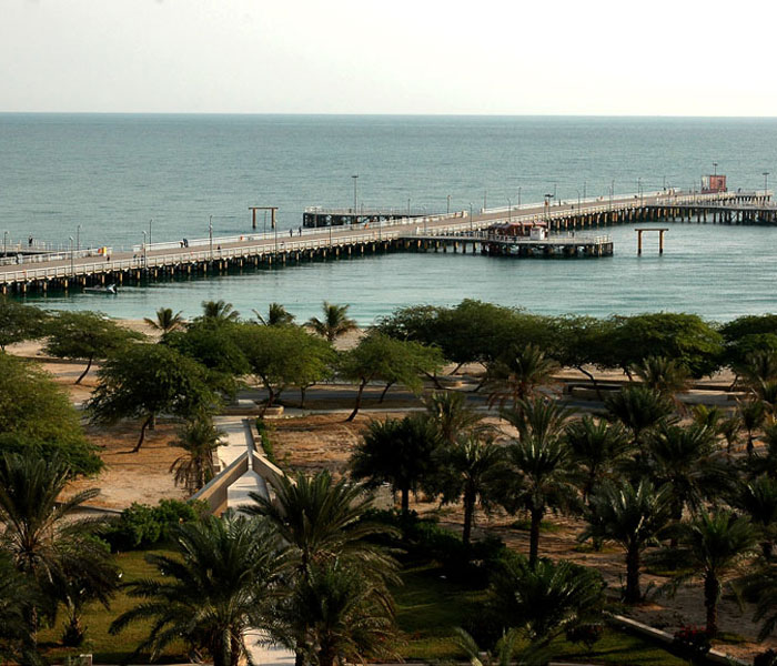 kish island - kish attractions
