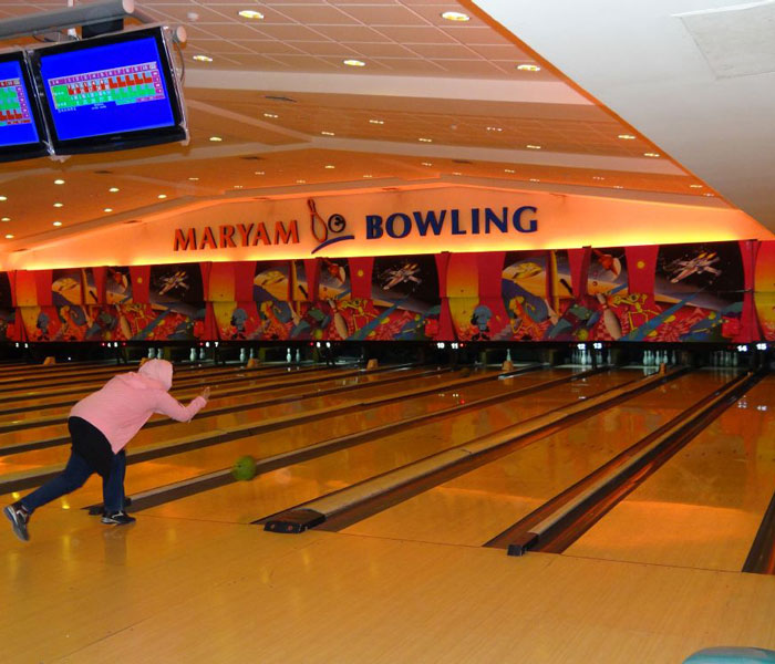 kish island - kish attractions - Maryam Bowling Alley